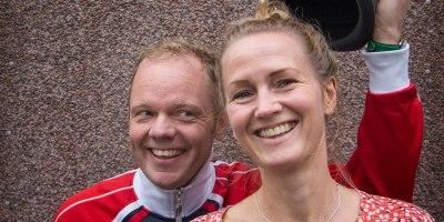 Olof och Sofia Wretling –fotograf: Carl Edlom